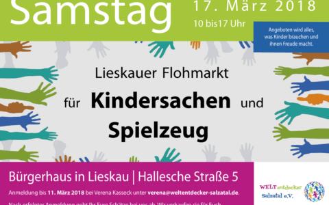 Lieskauer Flohmarkt für Kindersachen und Spielzeug
